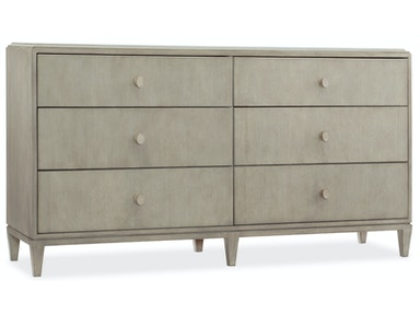 Elixir Six-Drawer Dresser