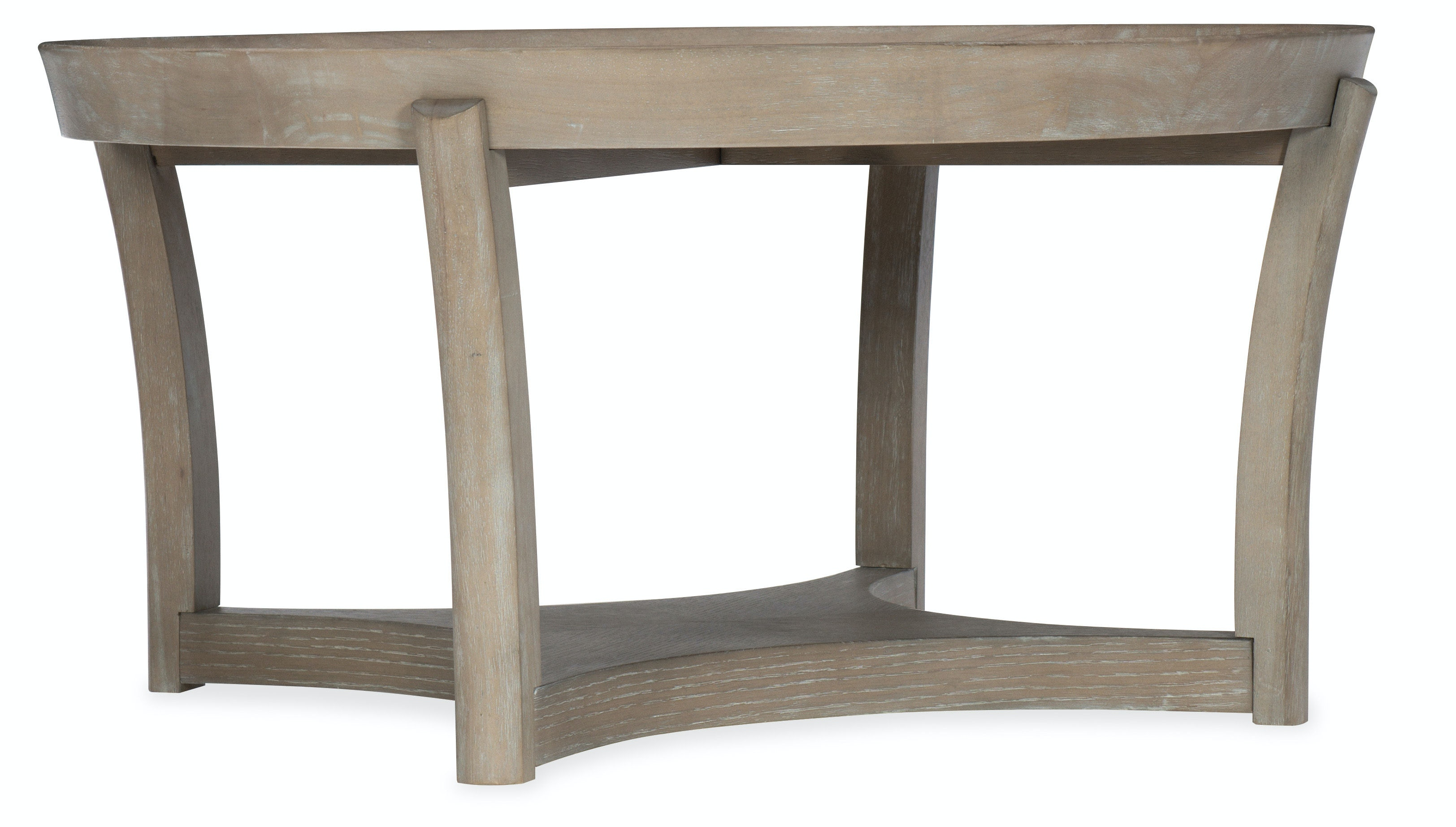 Hooker Furniture Affinity Round Cocktail Table 6050 80111 GRY