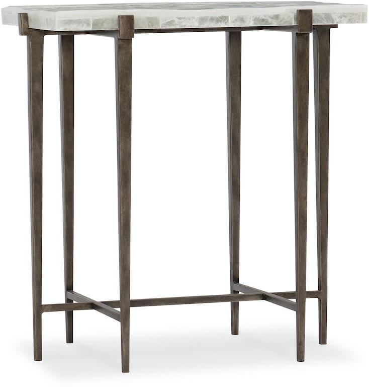 hooker furniture living room melange bellis accent table 638 50381