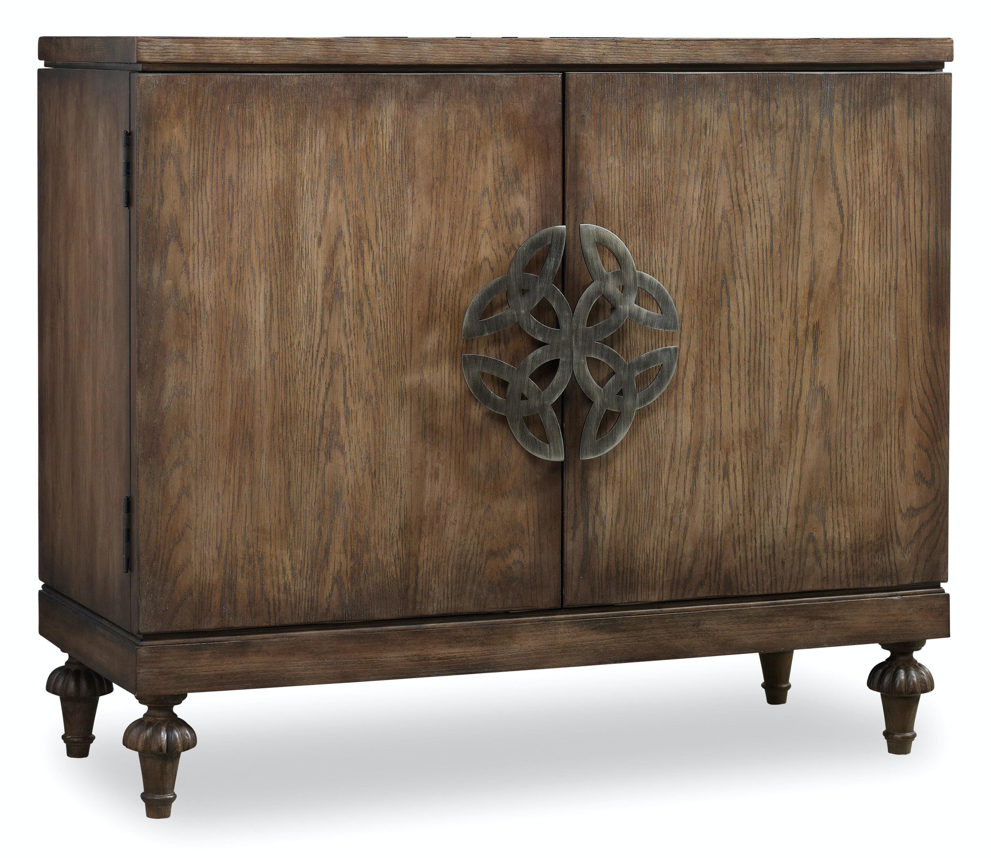Hooker Furniture Living Room Melange Savion Chest 638 85044   Bartlett Home  Furnishings   Memphis, TN
