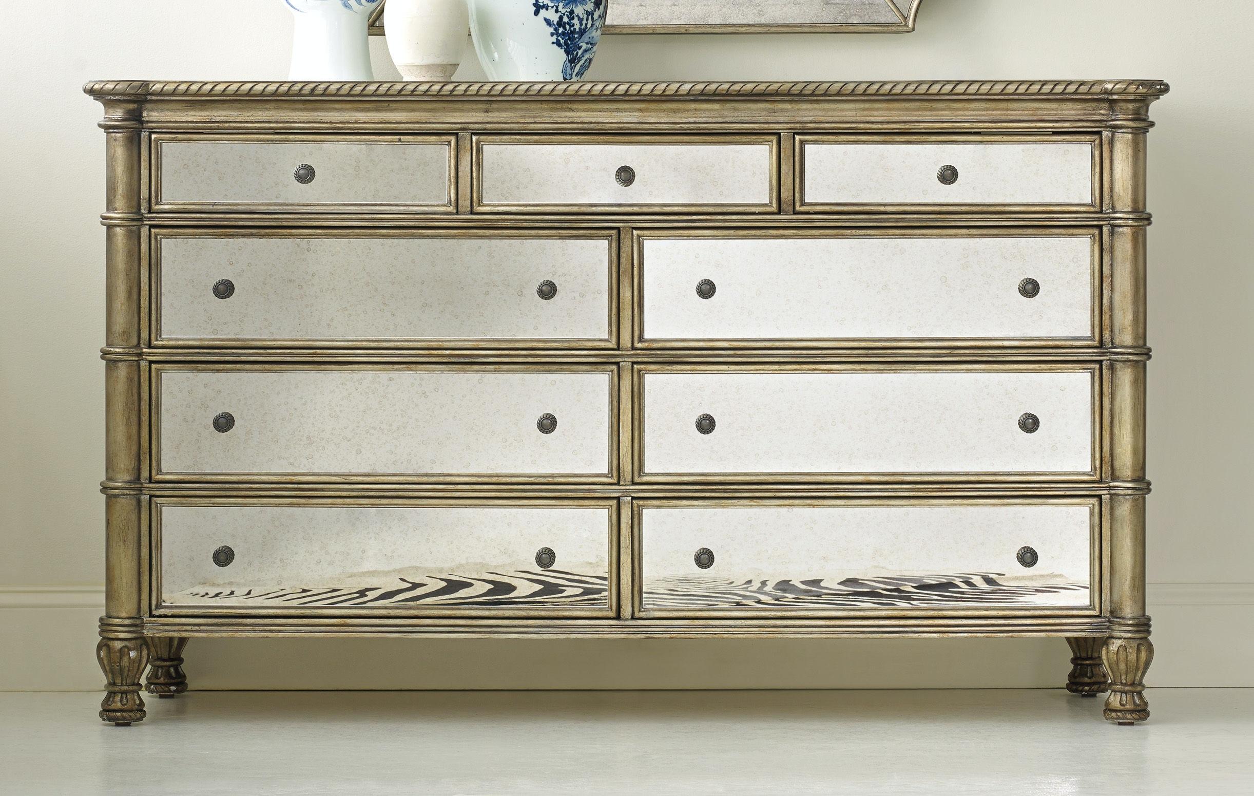 hooker furniture montage dresser 638 90902