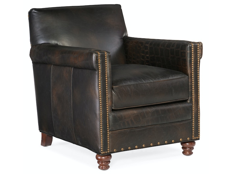 Hooker Furniture Potter Club Chair CC719-01-089