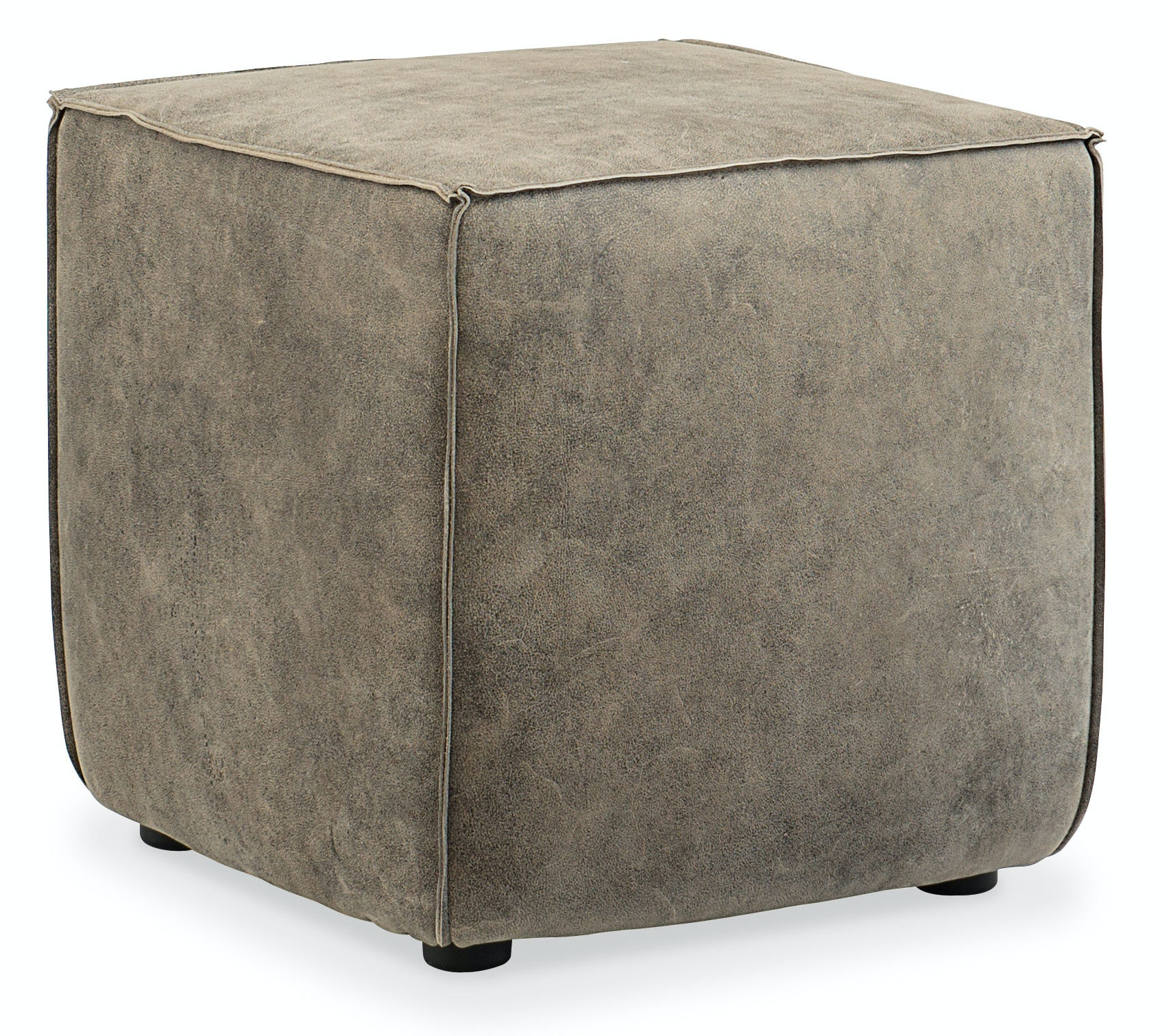 Hooker Furniture Living Room Quebert Cube Ottoman