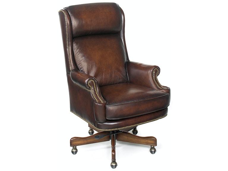hooker furniture home office kevin executive swivel tilt