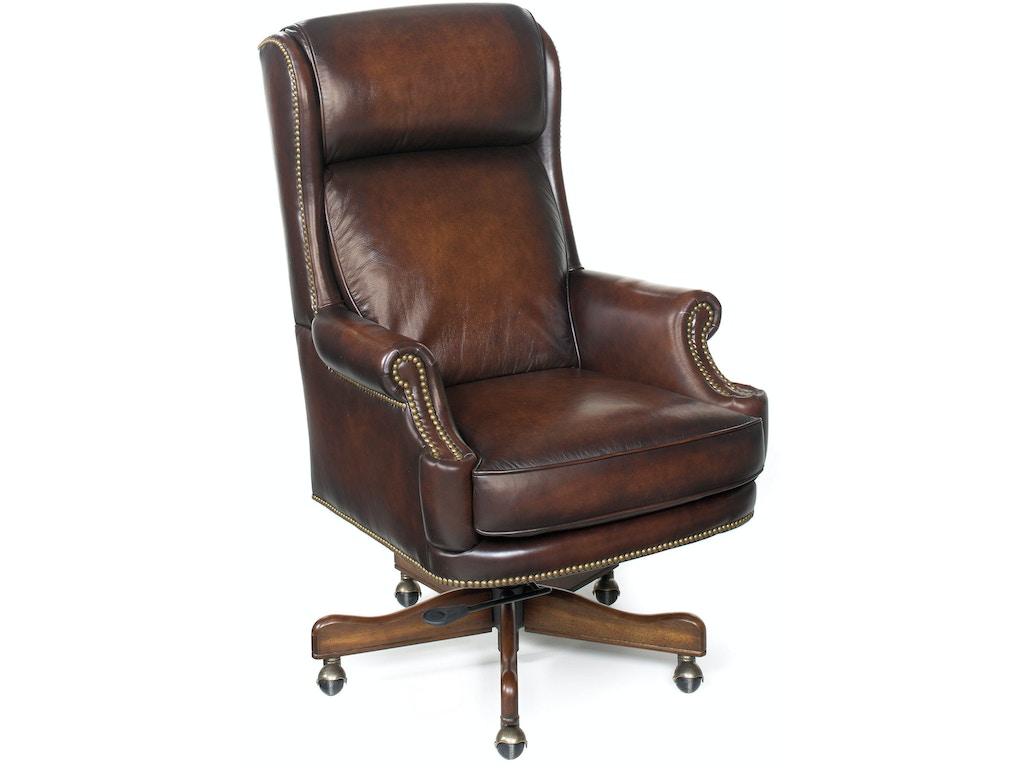 Hooker furniture home office kevin executive swivel tilt chair ec293 seaside furniture toms - Hooker home office furniture ...