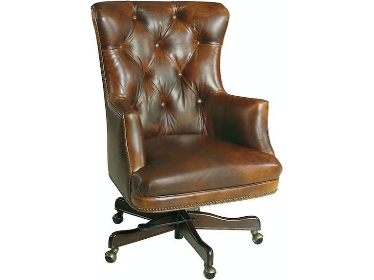 Hooker Furniture Bradley Executive Swivel Tilt Chair EC436-087