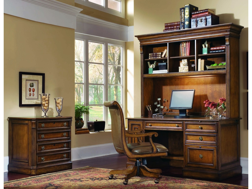 Hooker Furniture Home Office Brookhaven Desk Chair 281 30 220 Woodbridge In