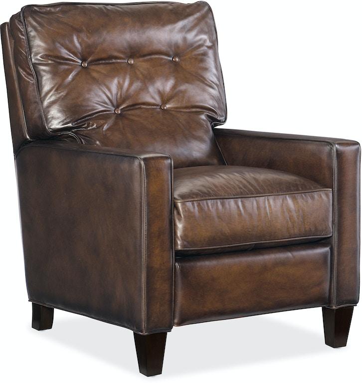 Hooker Furniture Living Room Barnes Recliner Rc274 086 Seville Home Leawood Kansas City