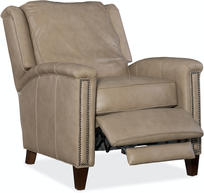Leather Furniture Stores In Birmingham Al: Hooker Furniture Living Room Kelly Recliner RC517-083