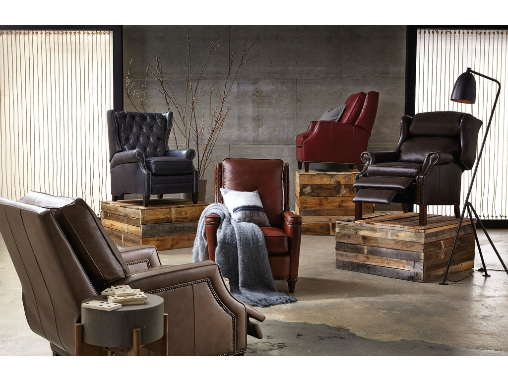 Hooker Furniture Living Room Kelly Recliner Rc517 083