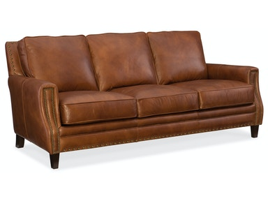 Hooker Furniture Exton Stationary Sofa SS387-03-087