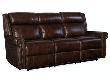 Hooker Furniture Esme Power Motion Sofa w/Pwr Headrest SS461-P3-188