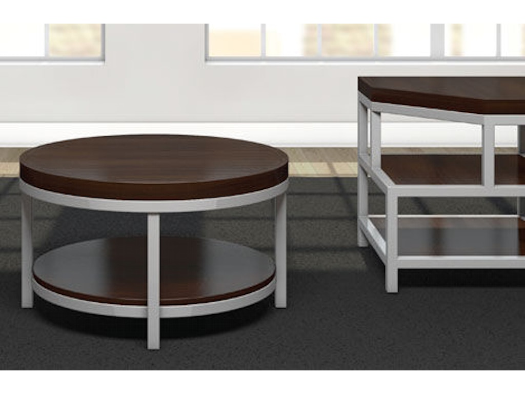 Aa Laun Coffee Table A A Laun Furniture Living Room Round Cocktail Table 120s 11 63