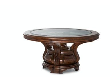 Aico Amini Innovations Dining Room Round Dining Table Base