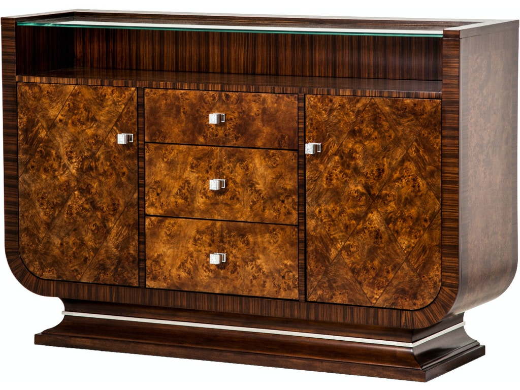 Aico amini innovations bedroom dresser 10050 32 darby 39 s for Big w bedroom furniture