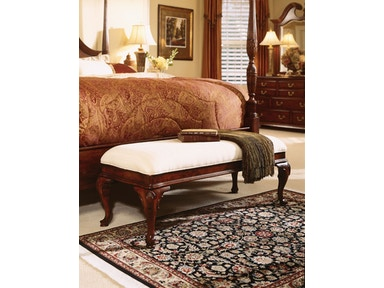 American Drew Bedroom Bed Bench-KD
