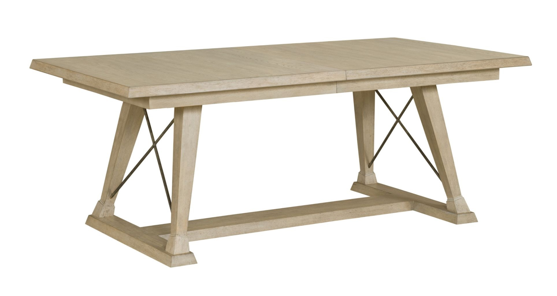 American Drew Clayton Dining Table Complete 803 744R