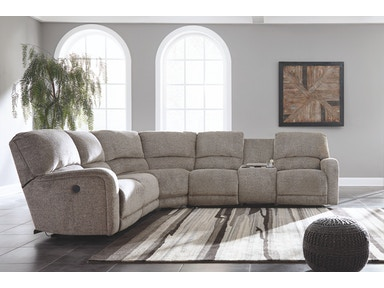 Signature Design by Ashley LAF DBL REC PWR CON Loveseat 1790101