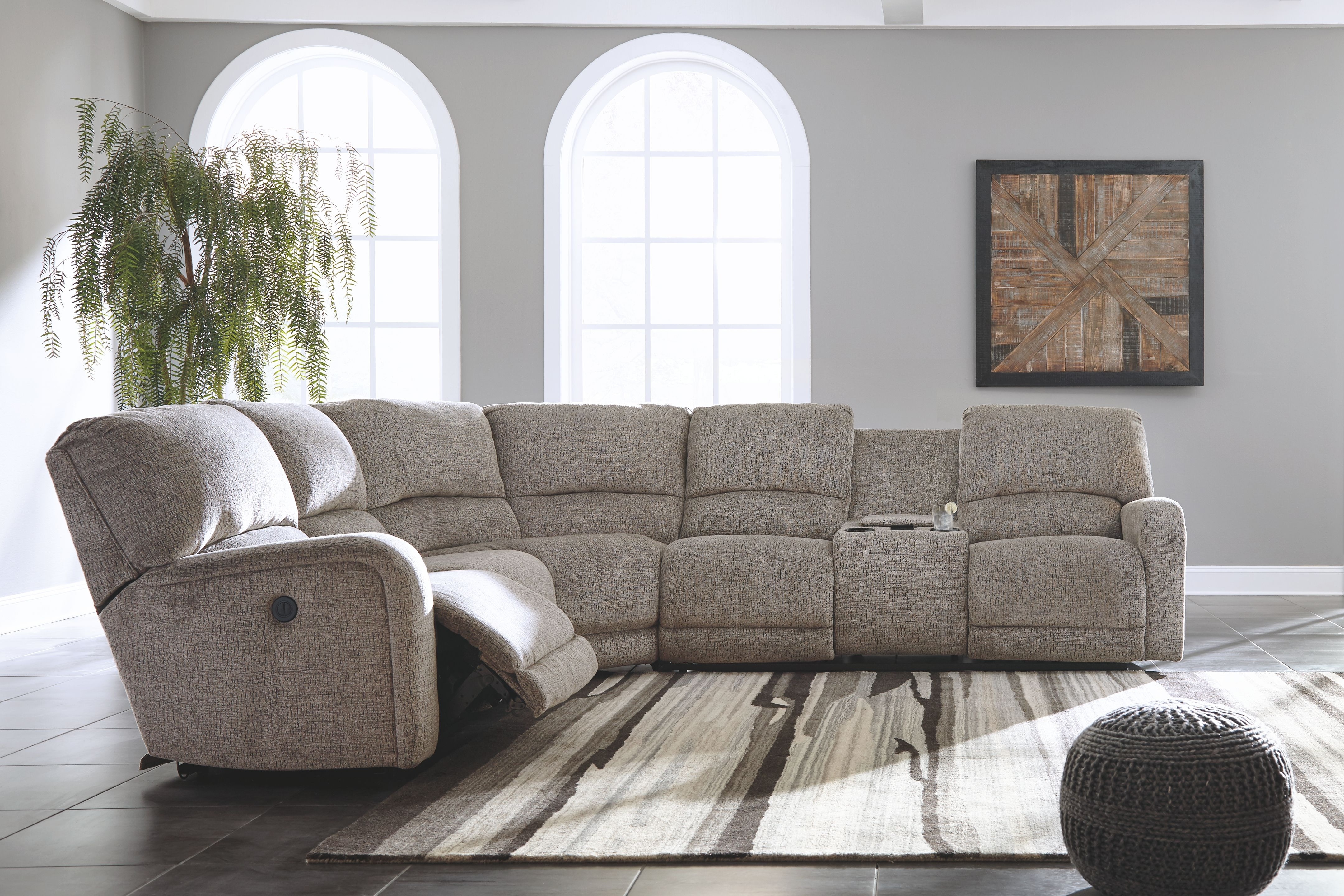 Beautiful Signature Design By Ashley Living Room LAF Zero Wall Power Recliner 1790158    Claussens Furniture   Lakeland And Winter Haven, FL