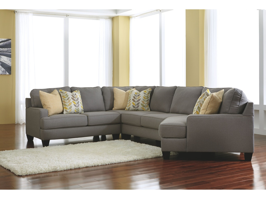 Signature Design By Ashley Living Room Laf Loveseat