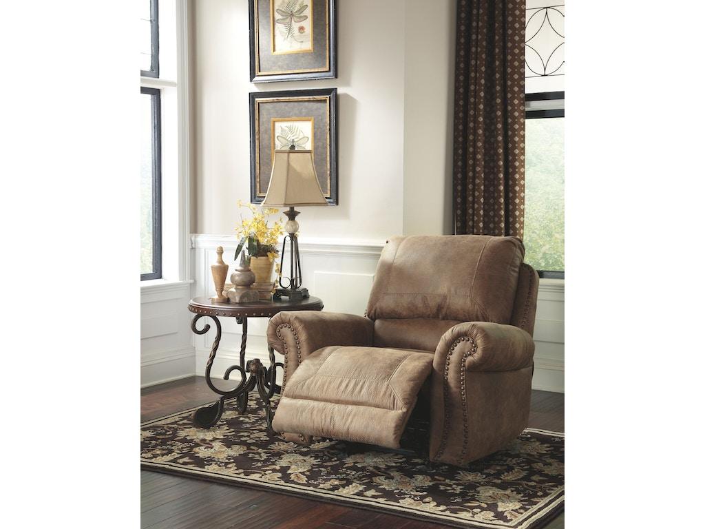 Signature Design By Ashley Living Room Rocker Recliner 3190125 Sides Furniture Bedding