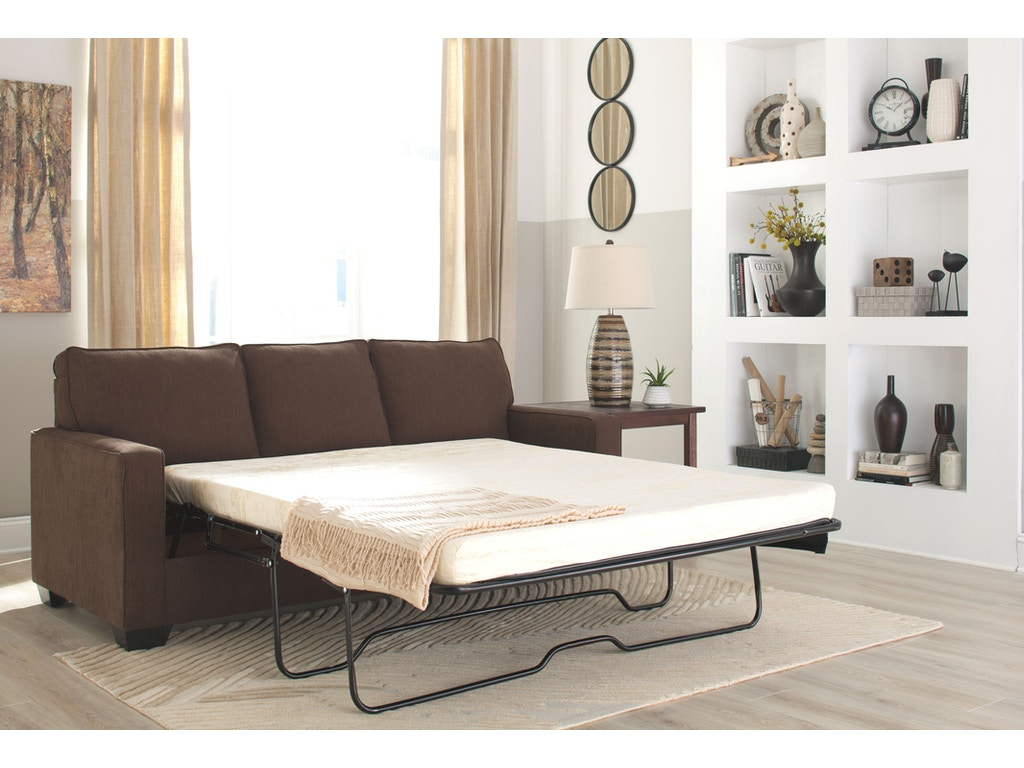 Signature Design by Ashley Living Room Queen Sofa Sleeper 3590339 ...