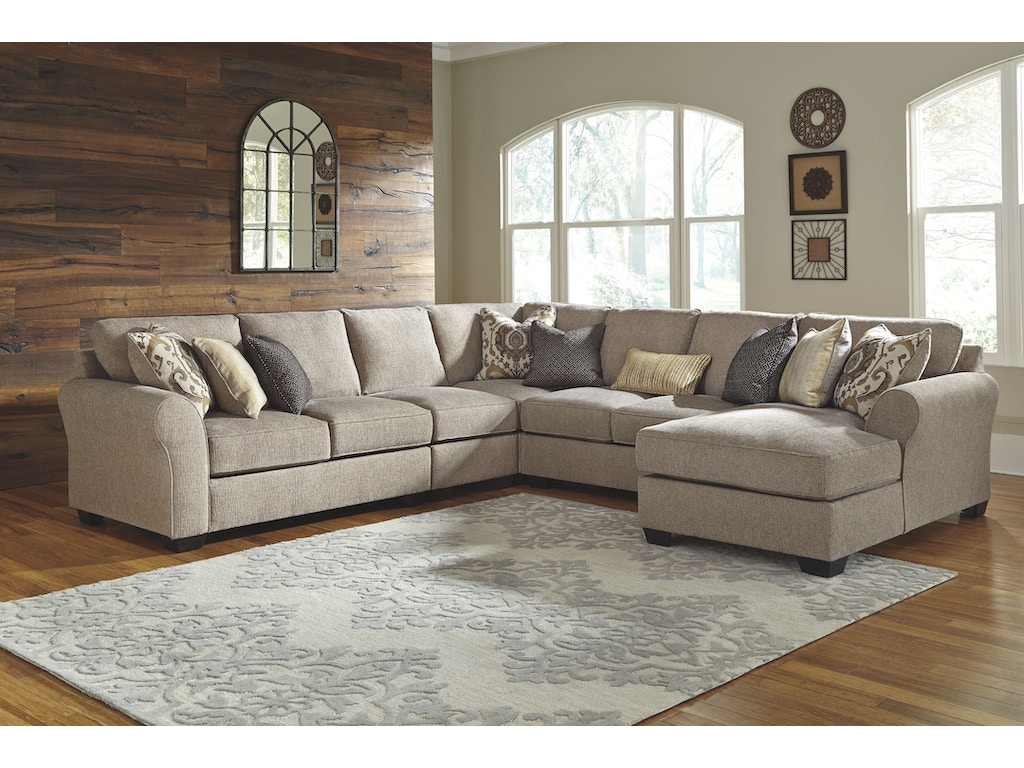 Signature Design By Ashley Living Room Armless Chair 3910246 Tate Furniture Phenix City Al