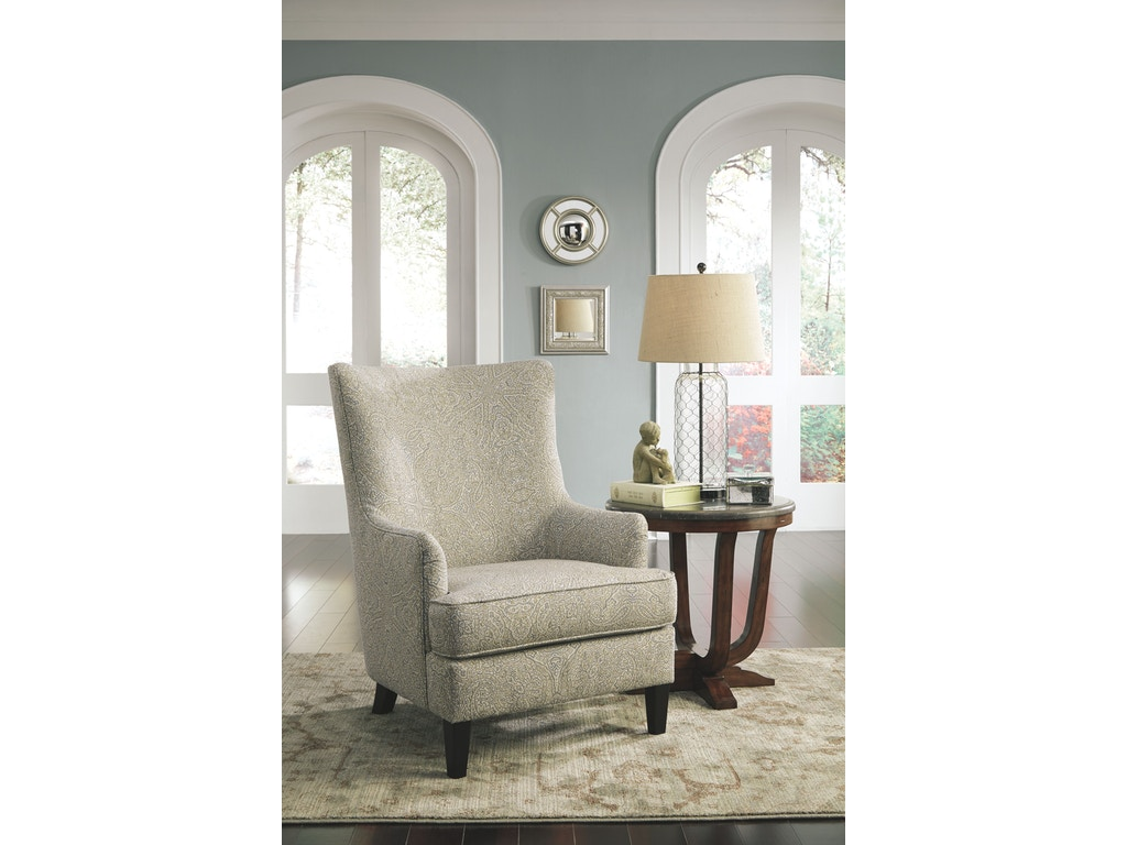 Signature Design By Ashley Living Room Accent Chair 4400021 Simply Discount