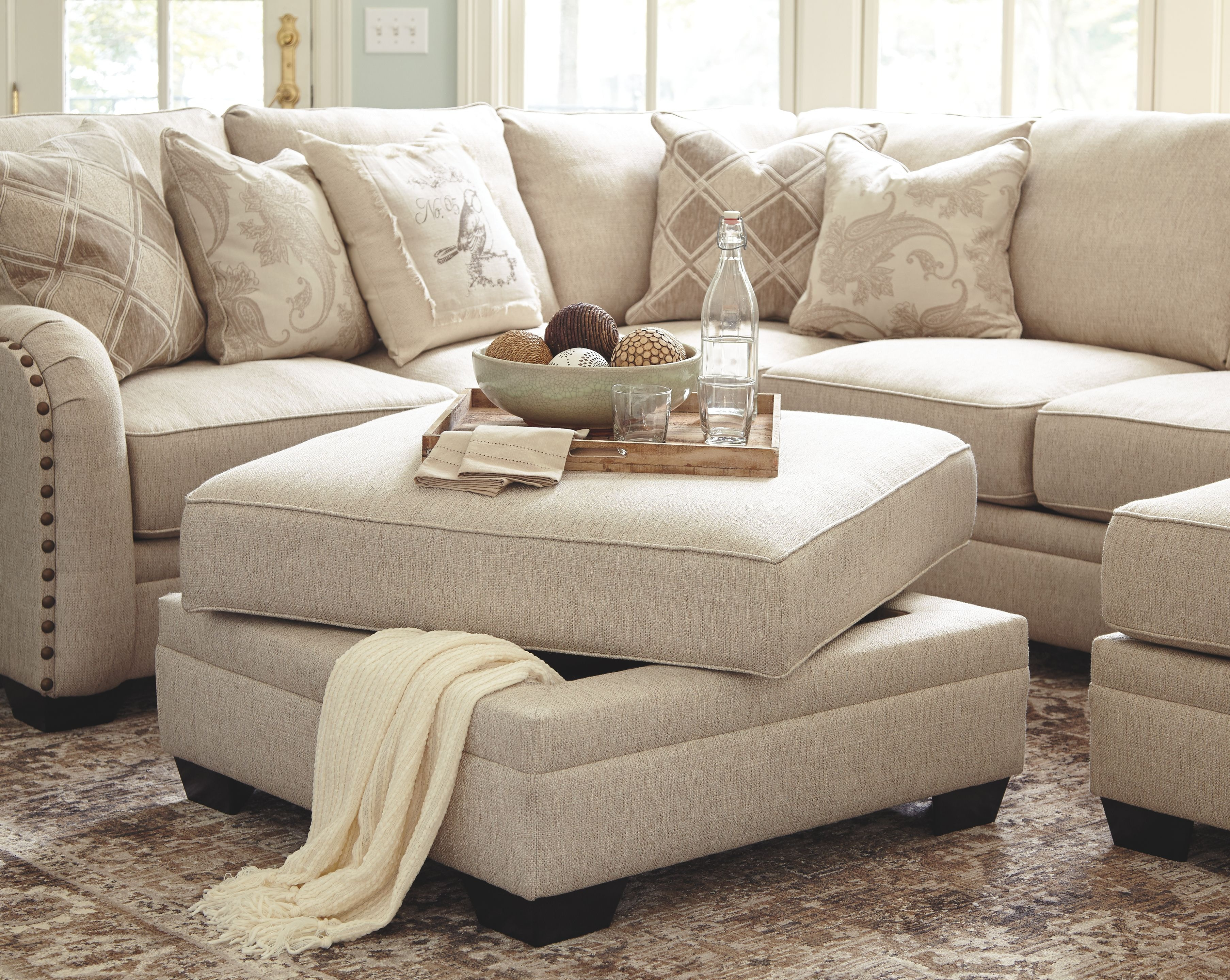 Millennium Ottoman With Storage On Sale At Elgin Furniture Stores In  Euclid, Cleveland Heights And North Randall