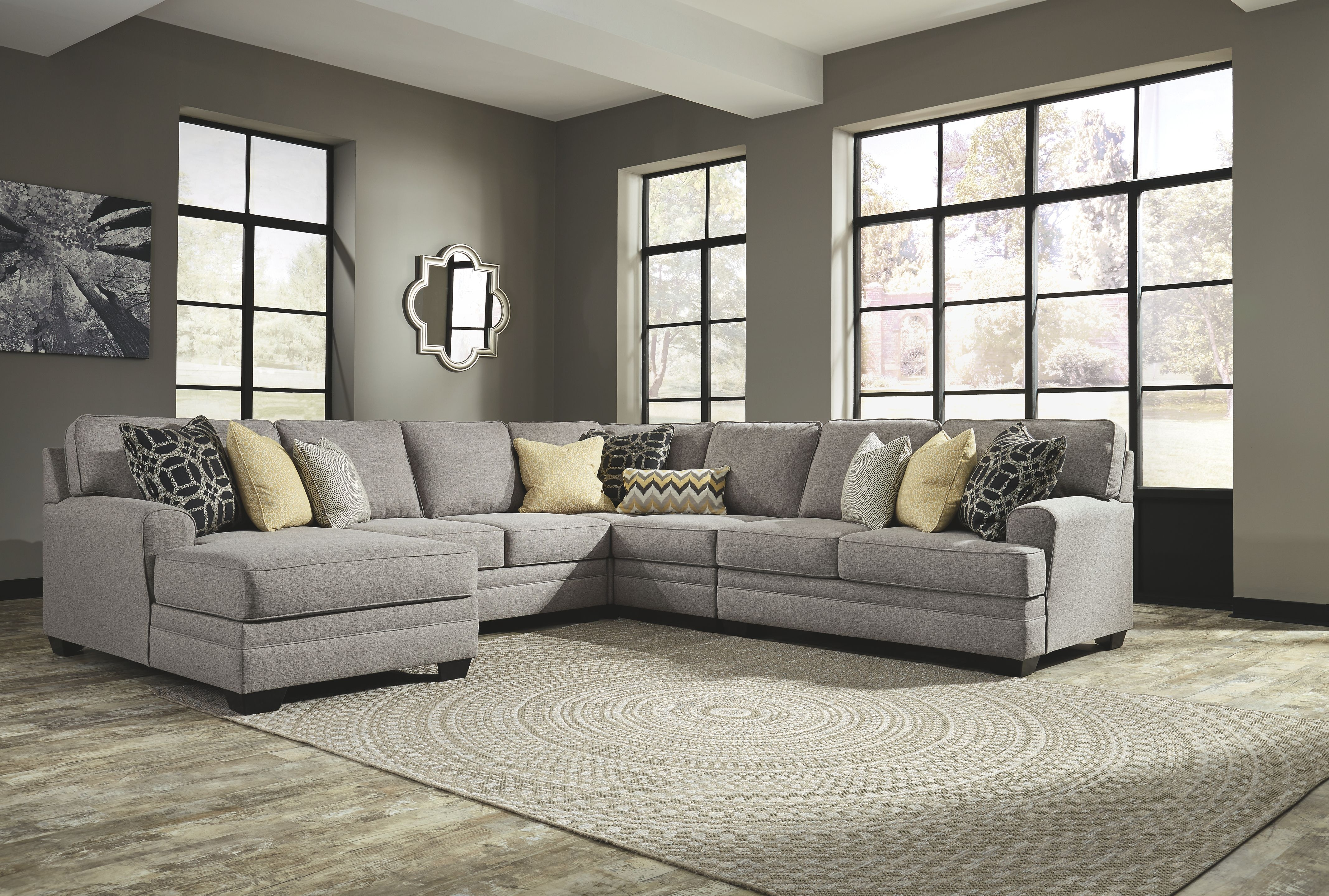 Signature Design By Ashley RAF Loveseat On Sale At Elgin Furniture Stores  In Euclid, Cleveland Heights And North Randall