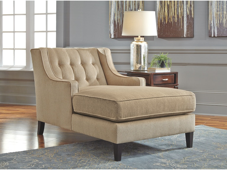 Signature Design By Ashley Living Room Chaise 5810015 Tate Furniture Phenix City Al And