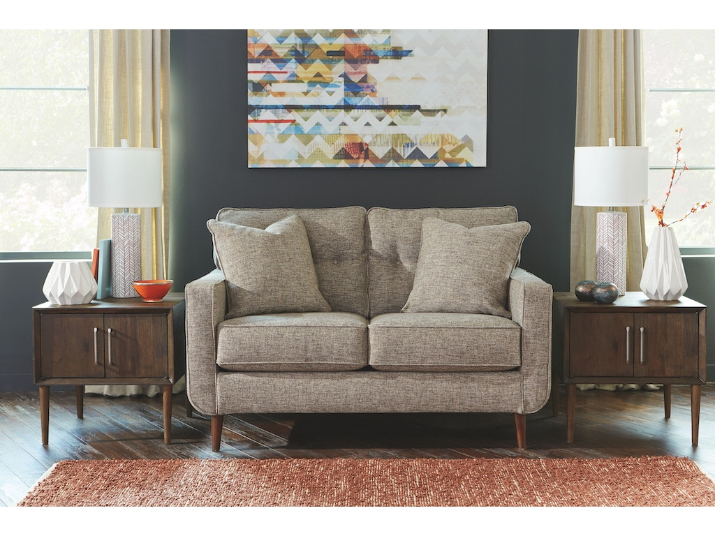 Signature Design By Ashley Living Room Loveseat 6280235