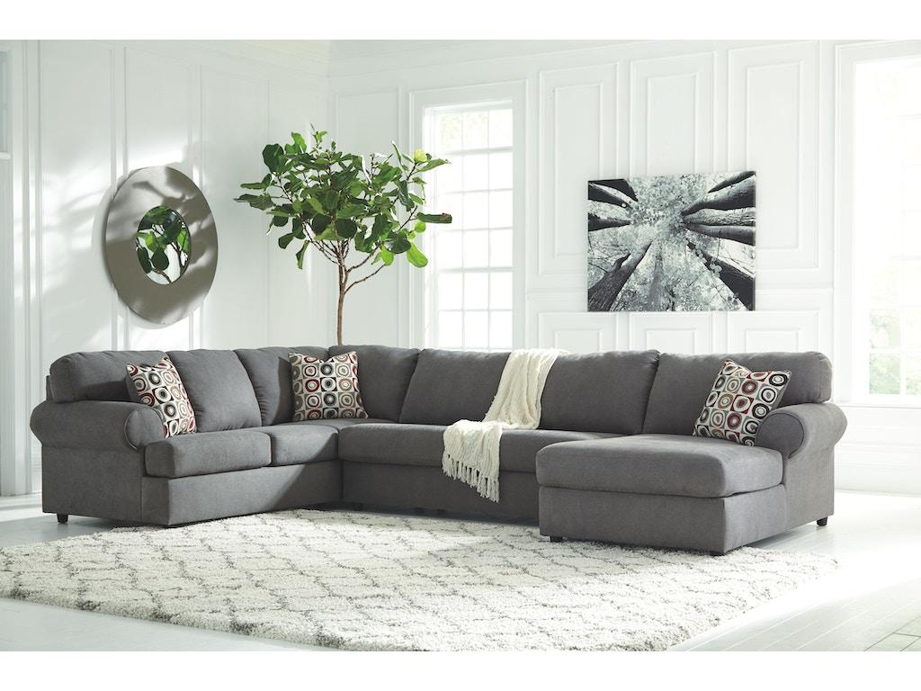 Signature Design by Ashley Living Room LAF Sofa 6490266 - Tate ...