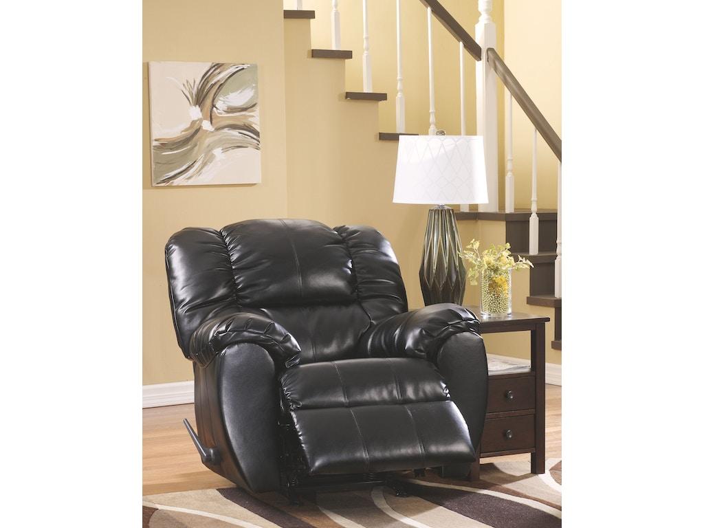Signature Design By Ashley Living Room Rocker Recliner 7060425 Sides Furniture Bedding