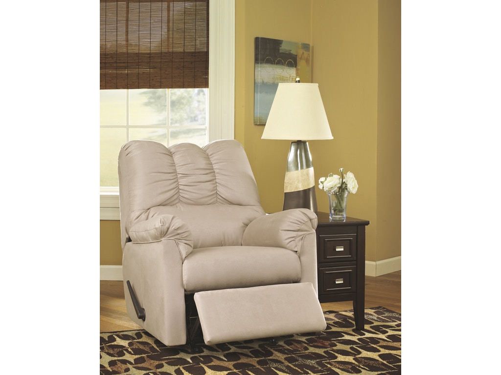 Signature Design By Ashley Living Room Rocker Recliner 7500025 Tip Top Furniture Freehold Ny