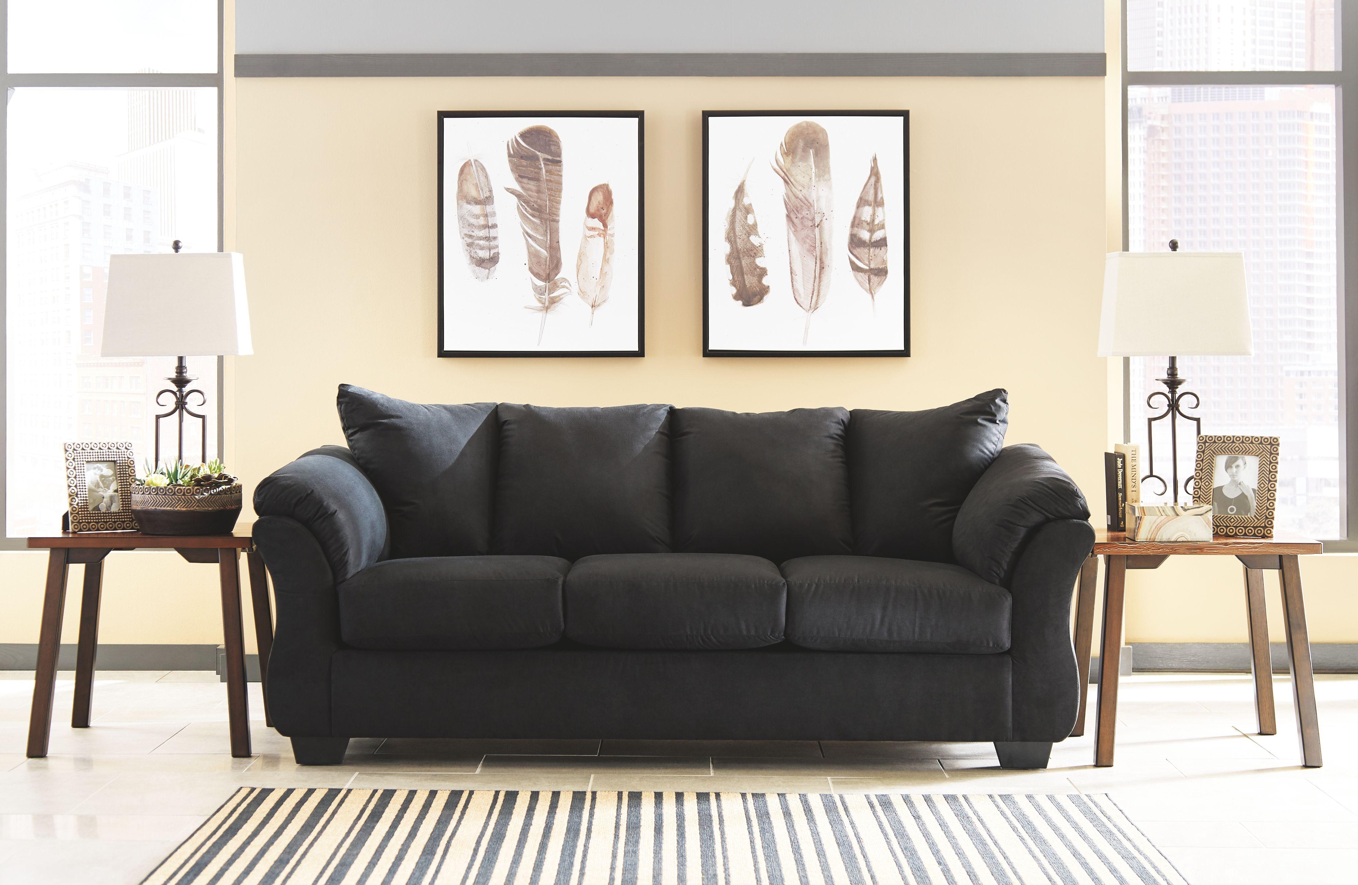 Elegant Signature Design By Ashley Living Room Sofa