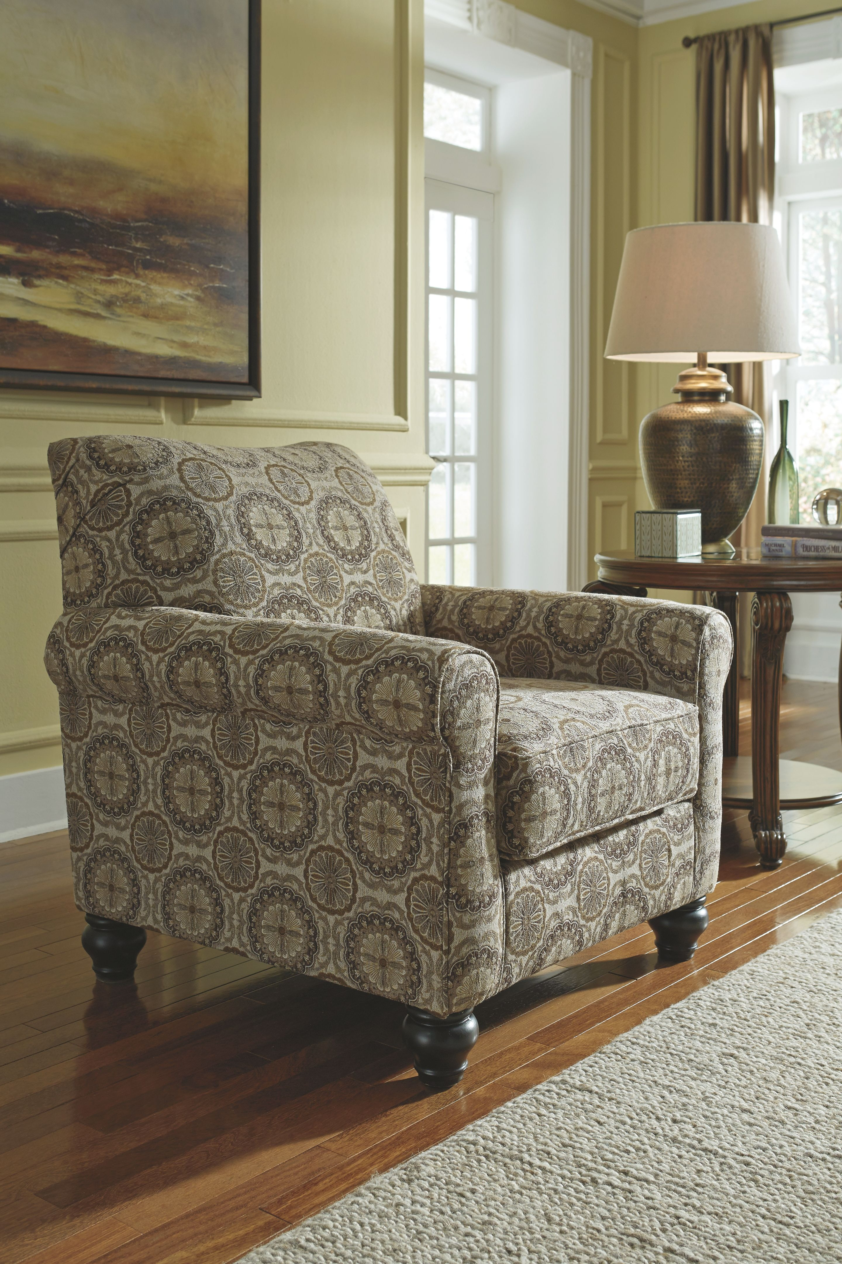 Signature Design By Ashley Accent Chair 800XX21 At Gustafsonu0027s Furniture  And Mattress