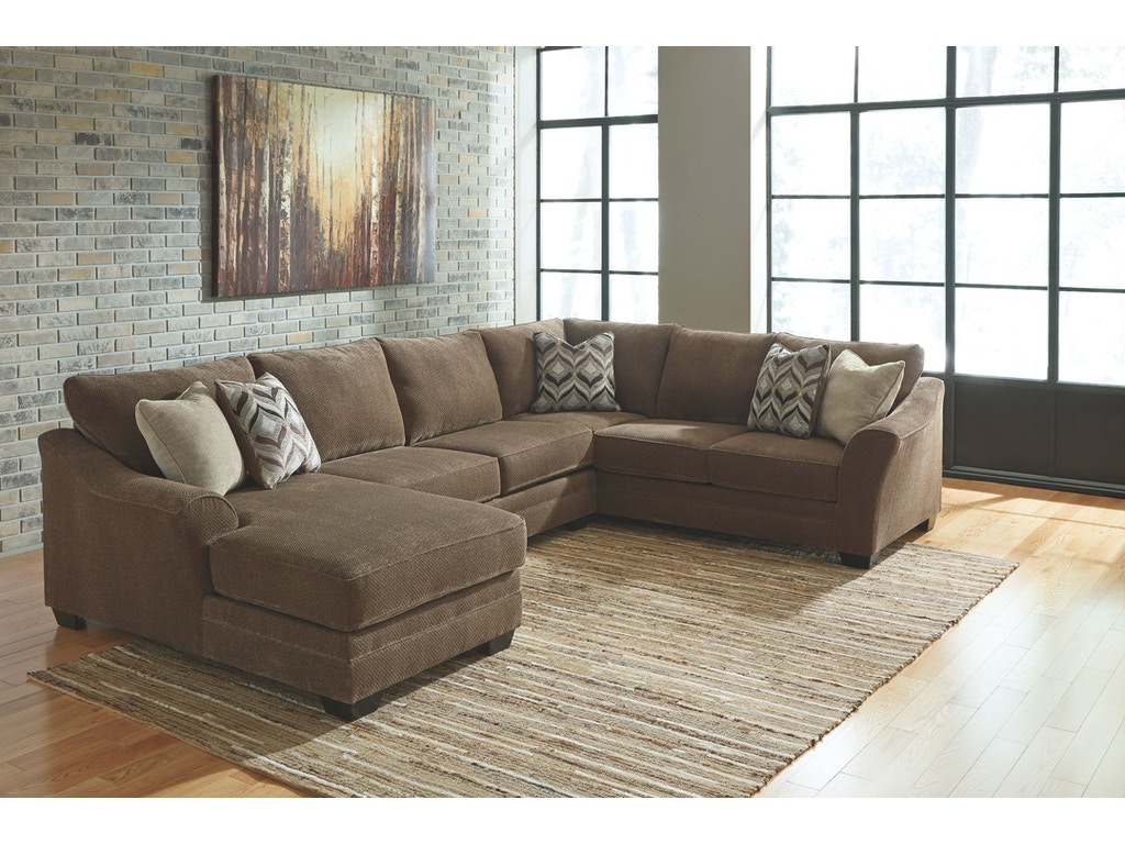 Signature Design By Ashley Living Room Raf Sofa 8910267 Tip Top Furniture Freehold Ny