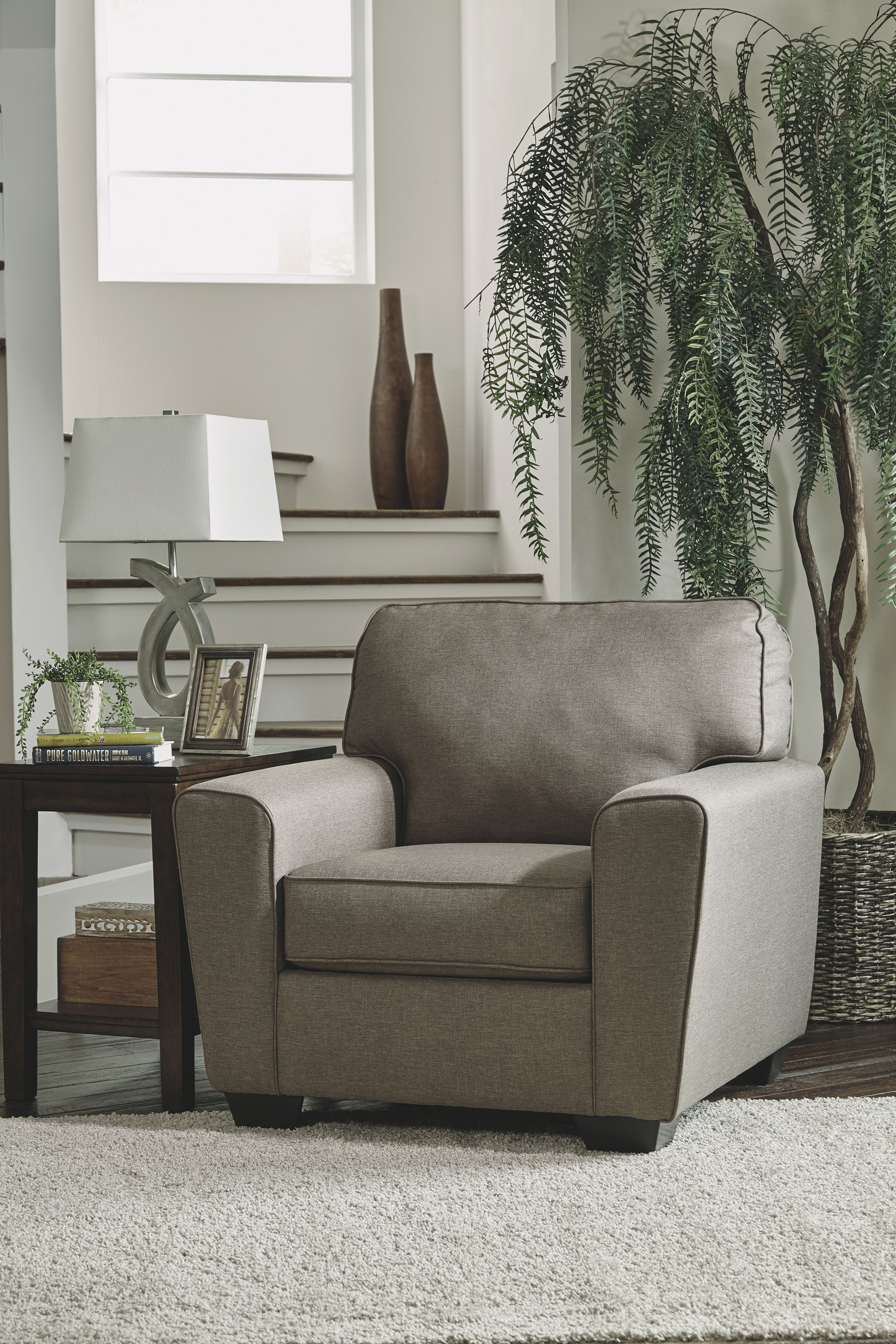 Signature Design By Ashley Living Room Chair 9120220   Smokey Mountain  Furniture   Hudson, NC