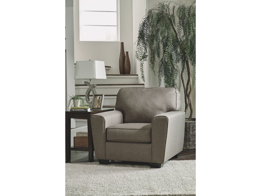 Signature Design By Ashley Living Room Chair 9120220 Factory Direct Furniture Cleveland Ms