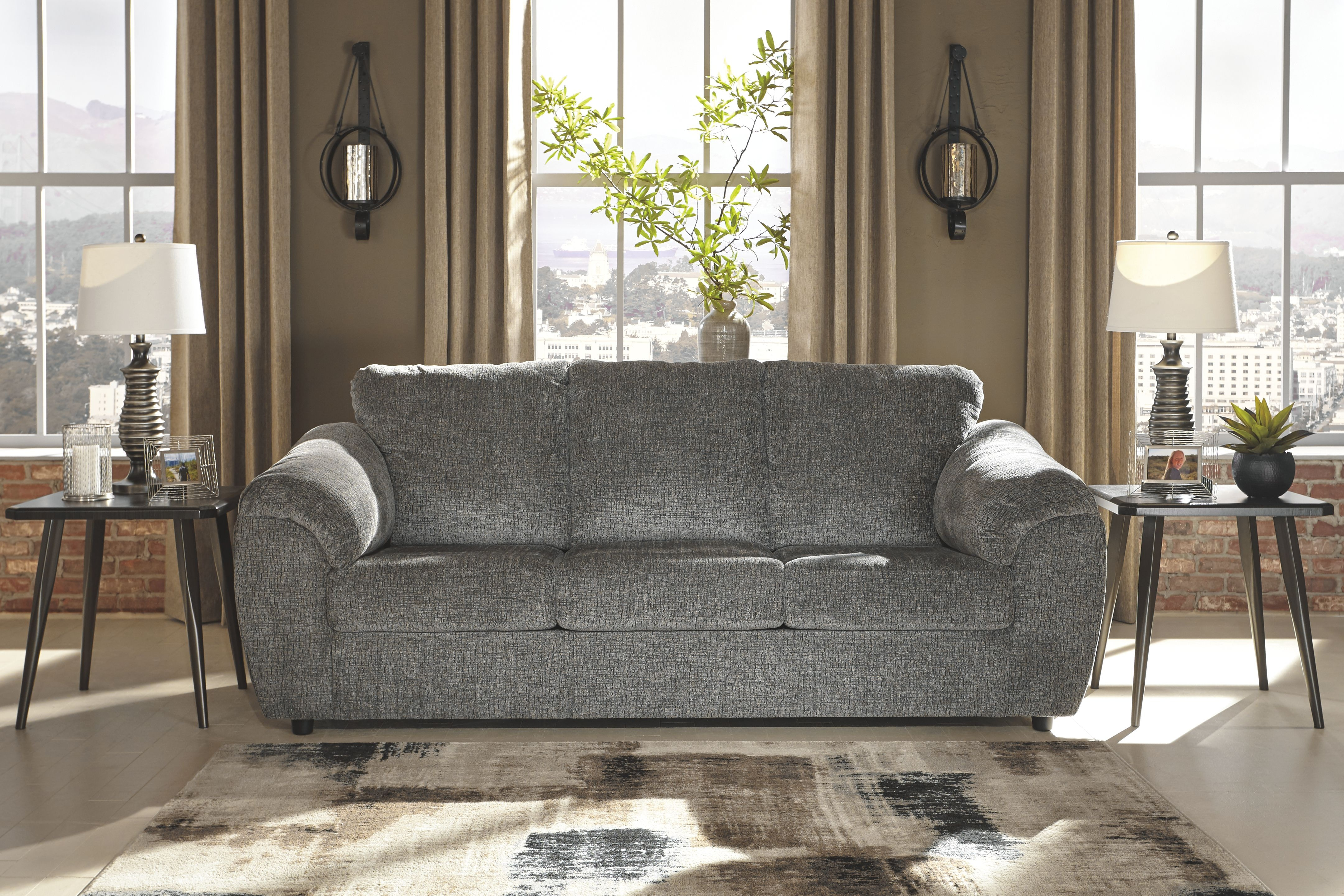 Ordinaire Signature Design By Ashley Living Room Sofa 9320238   Factory Direct  Furniture   Cleveland, MS
