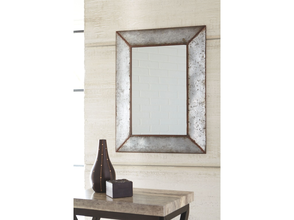 Signature Design By Ashley Accessories Accent Mirror A8010020 Tate Furniture Phenix City Al