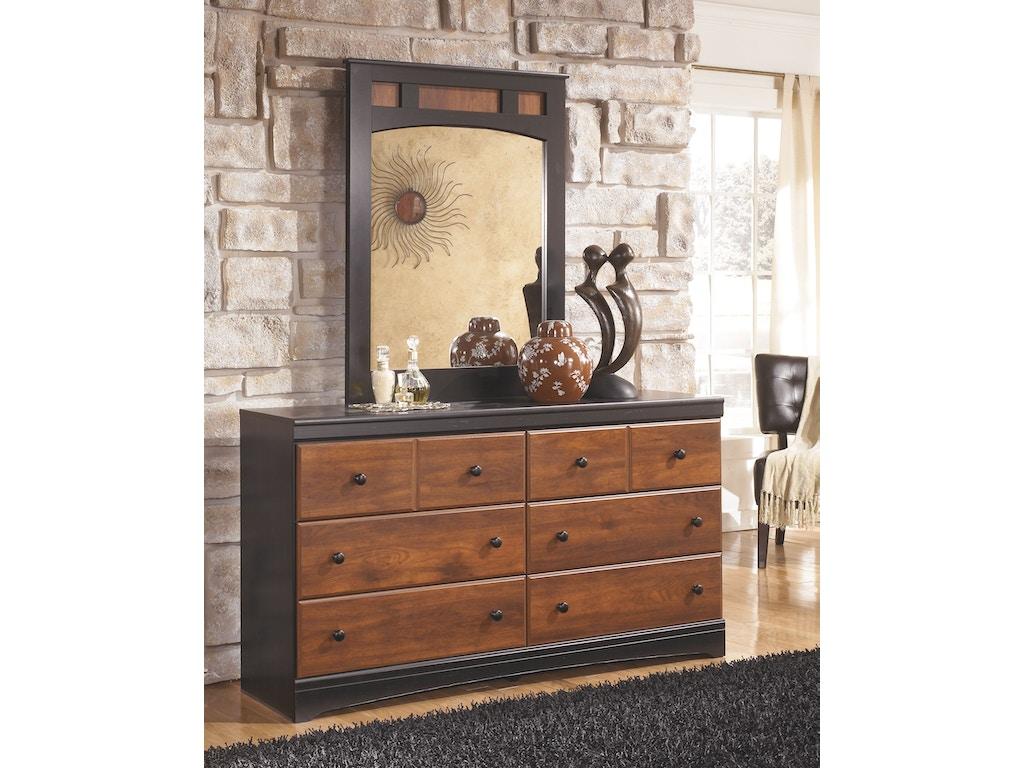 Signature Design By Ashley Bedroom Dresser B136 31 Turner Furniture Company Avon Park And