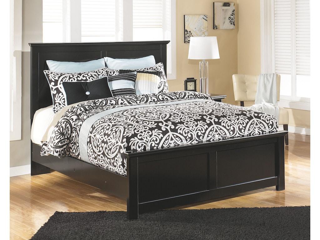 Signature Design By Ashley Bedroom Queen Panel Rails B138