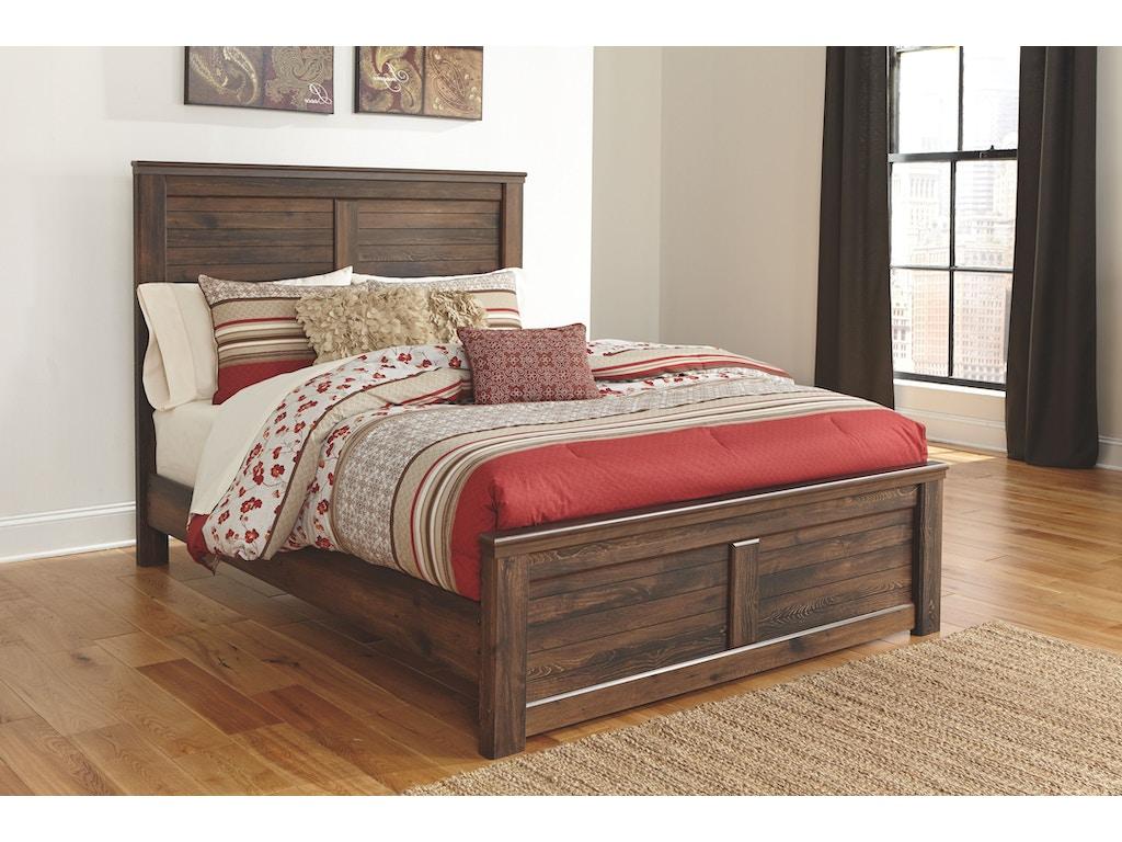 Signature Design By Ashley Bedroom King Panel Footboard B246 56 Furnitureland Delmar Delaware