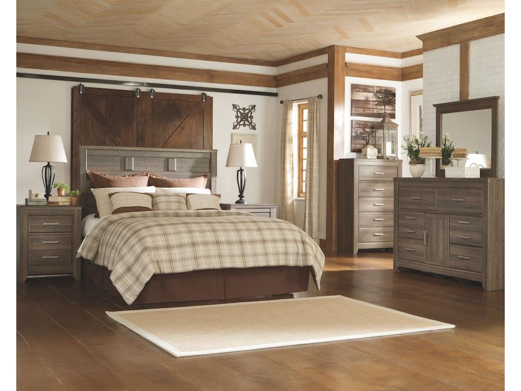 Signature Design By Ashley Bedroom Queen Panel Headboard B251 57 Interior Furniture Resources