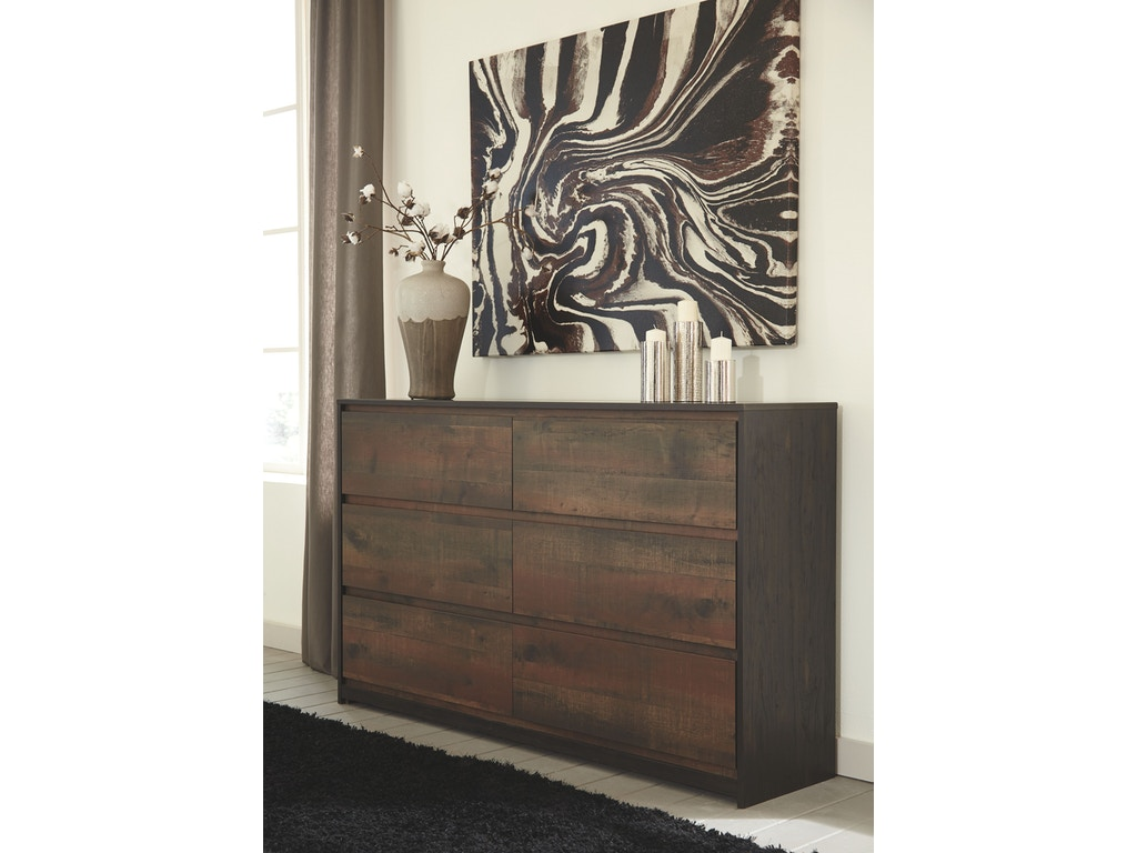 Signature Design by Ashley Bedroom Dresser B320 31 Interior