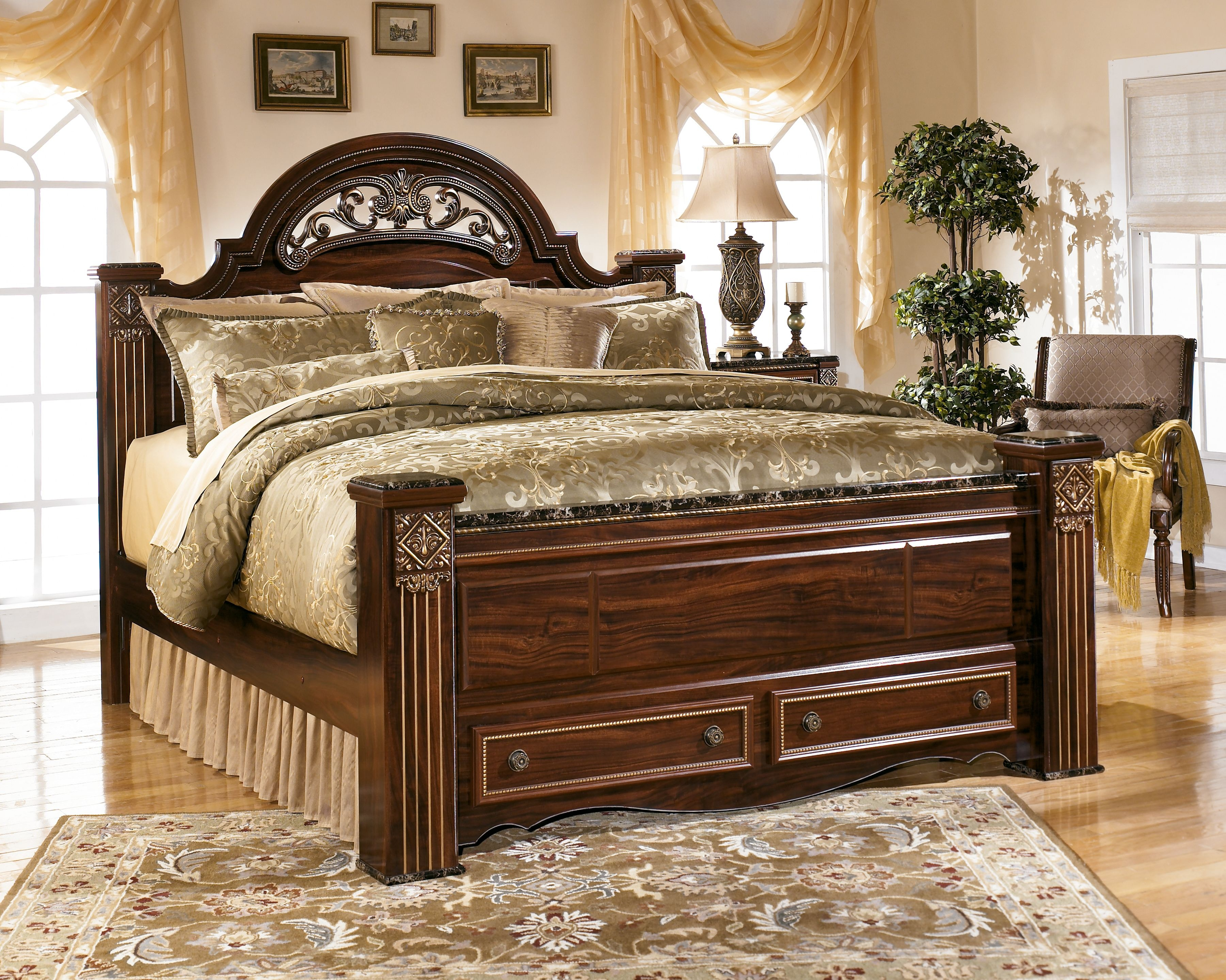 Bedroom Furniture Ga bedroom furniture - tate furniture - phenix city, al and columbus, ga