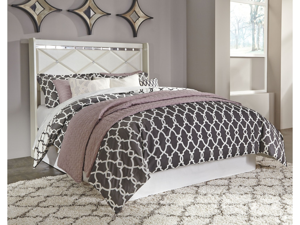 Signature Design By Ashley Bedroom Queen Panel Headboard