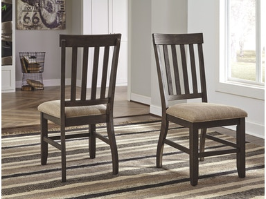 Signature Design by Ashley Dining UPH Side Chair (2/CN) D485-01